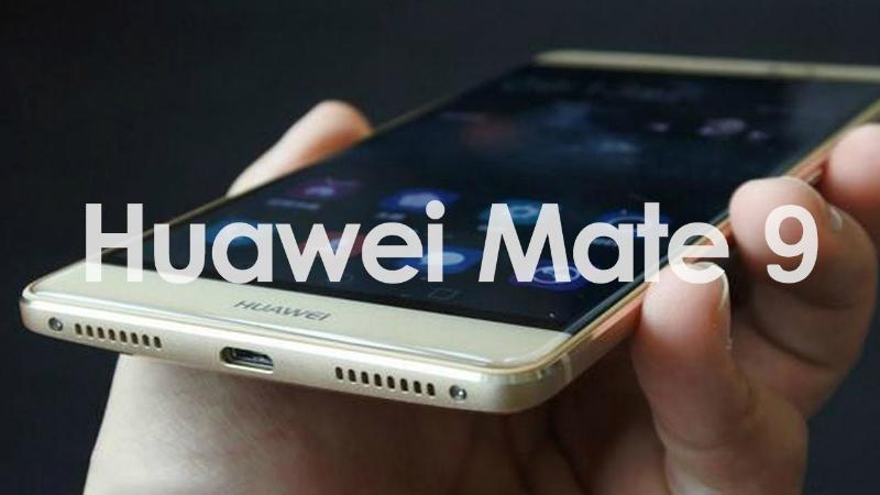 Huawei Mate 9 quizás llegue tarde al mercado