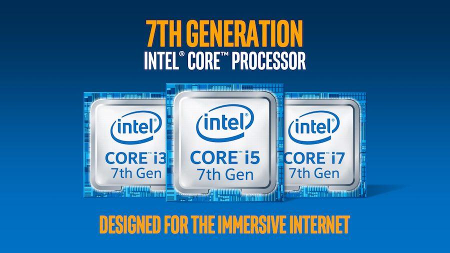 Conoce la séptima generación de procesadores Intel Core
