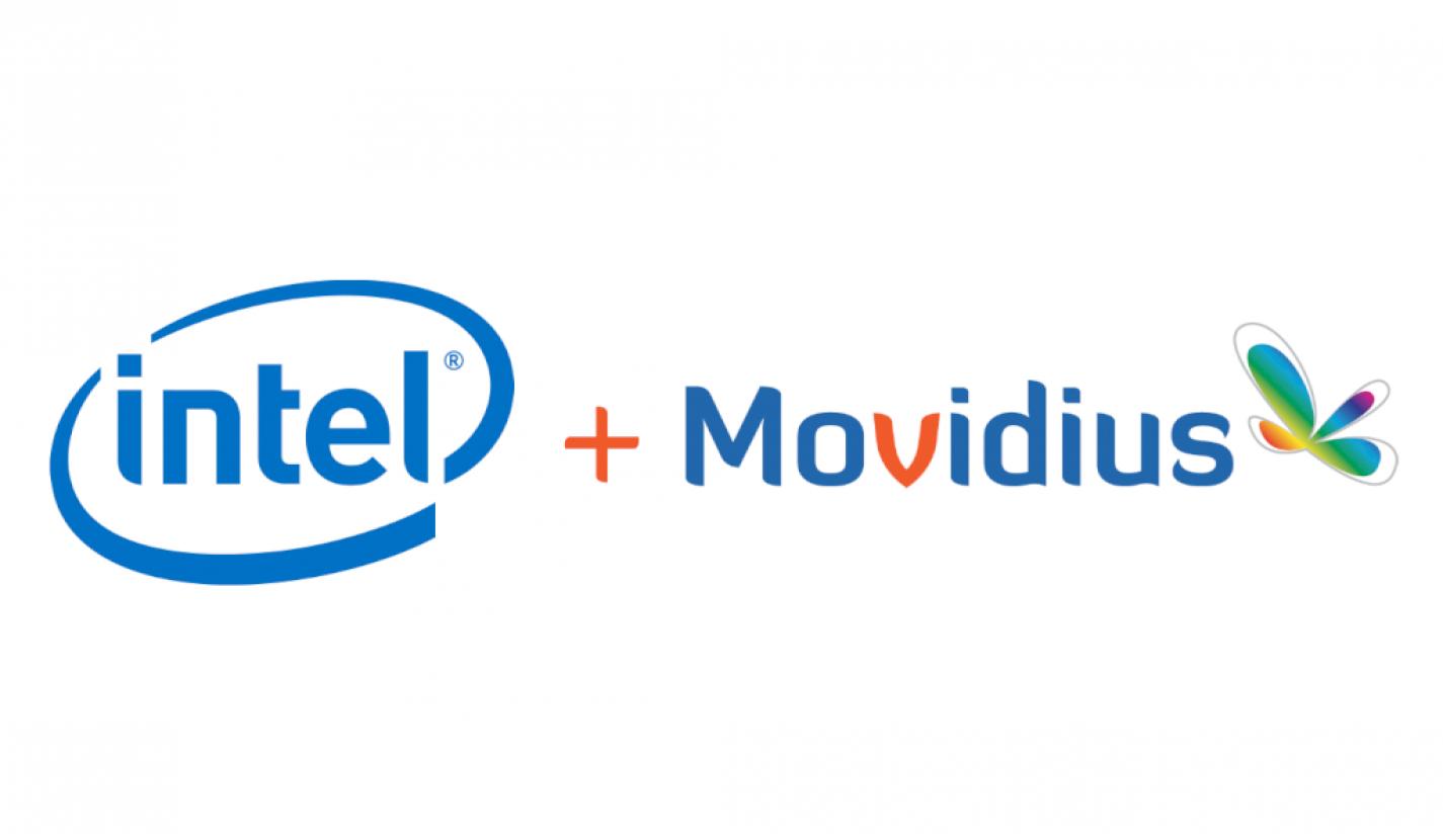 Intel y Movidius realizarían grandes cosas para los años siguientes