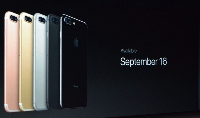 iphone 7 16 septiembre