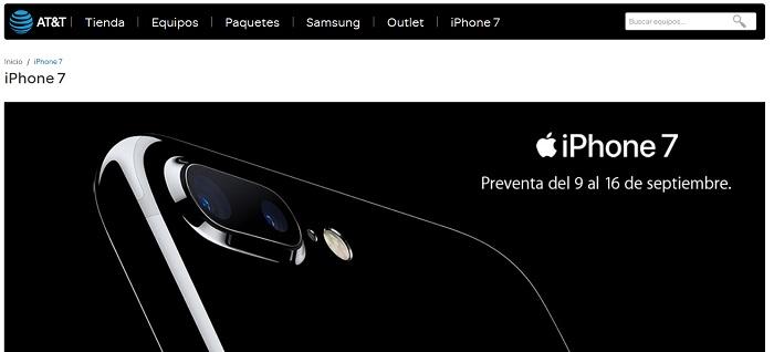 iphone 7 att mexico