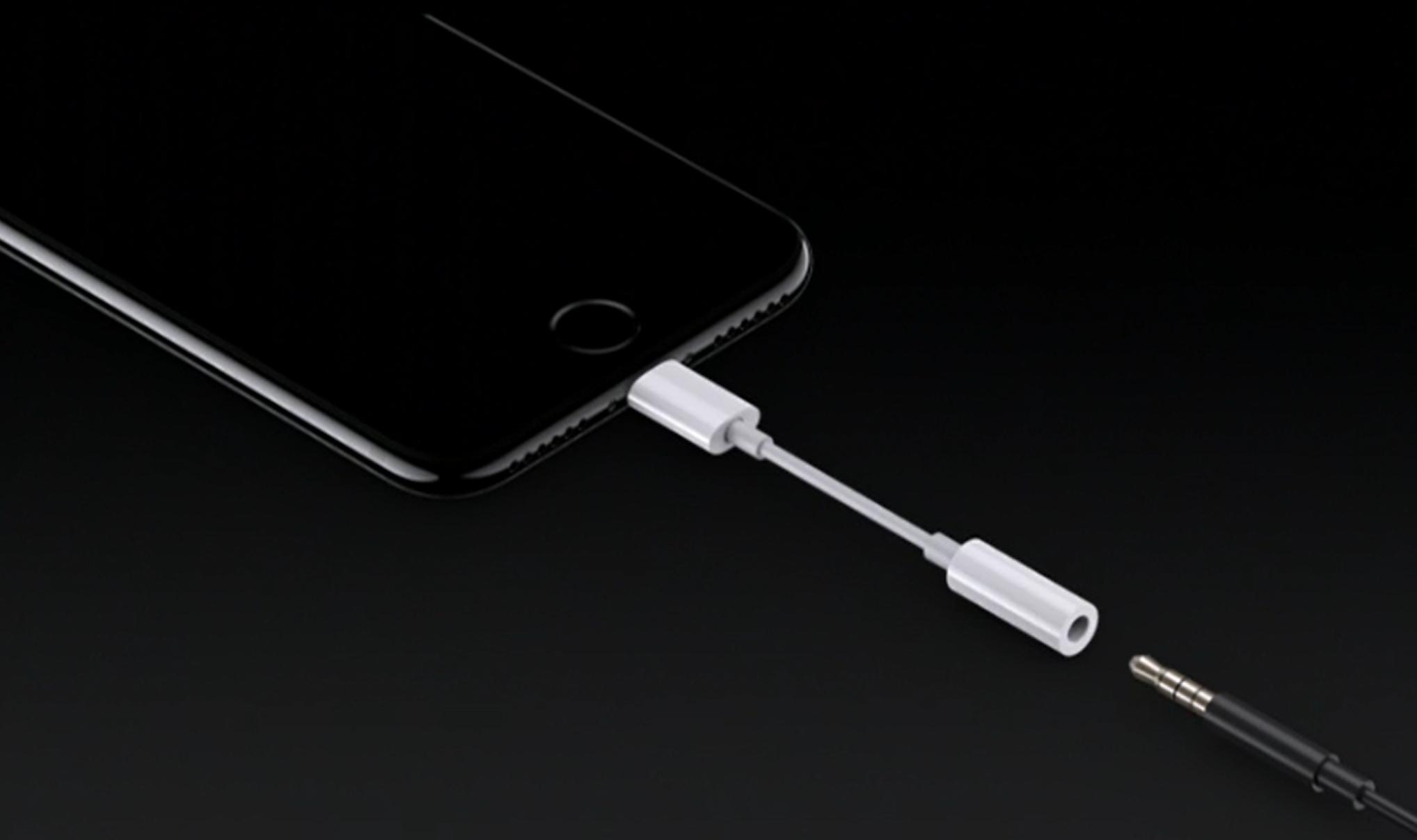 iphone 7 jack lightning