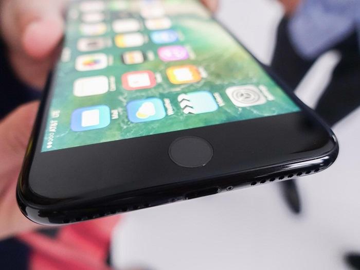 iphone 7 lector huellas