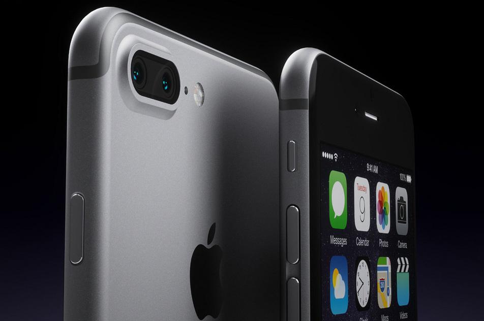 ¡iPhone 7 Plus con doble sensor principal a la vista!