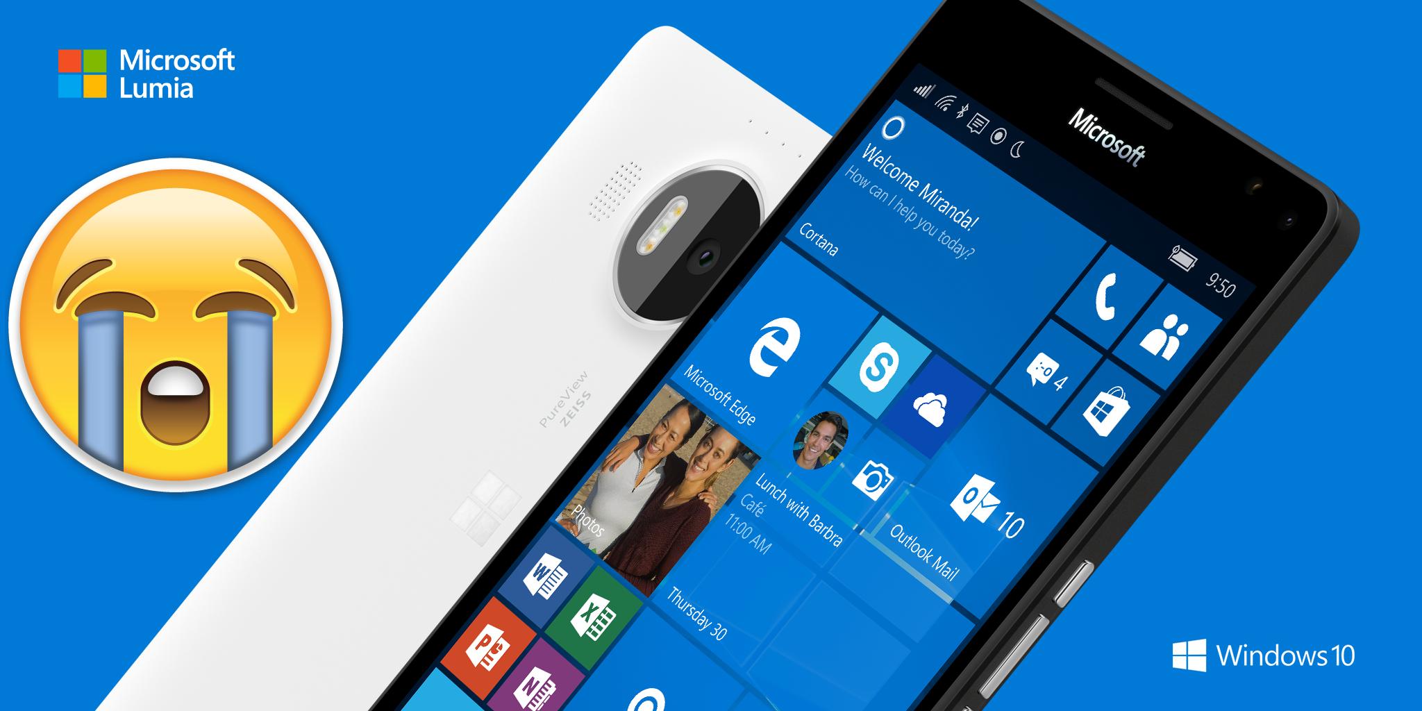 Lumia 650 habría sido el último lanzamiento