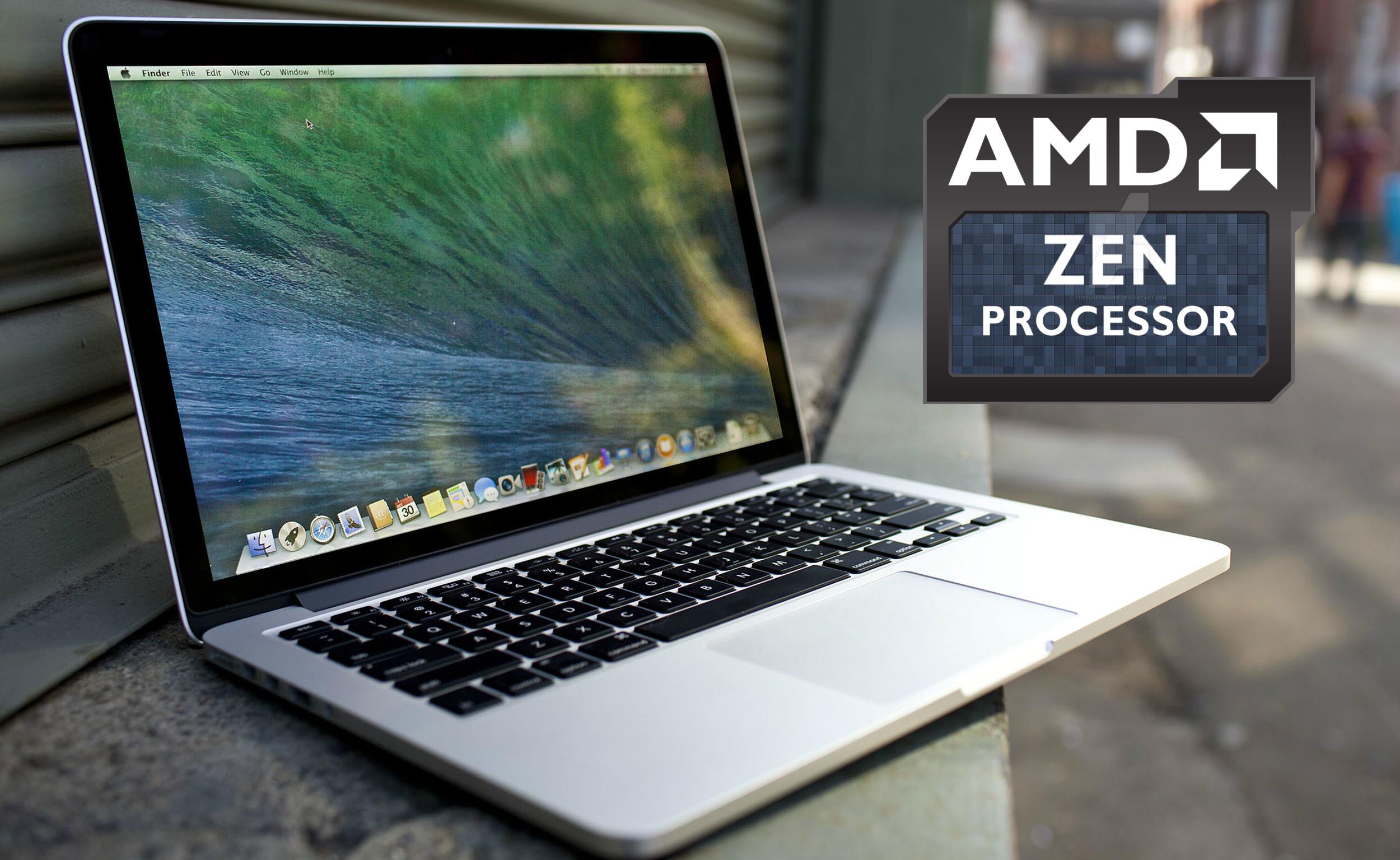 Apple apostaría por AMD Zen para 2017