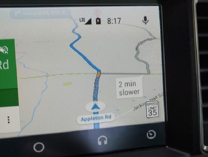 mapa google