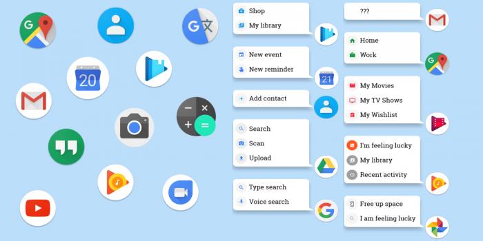pixel launcher iconos