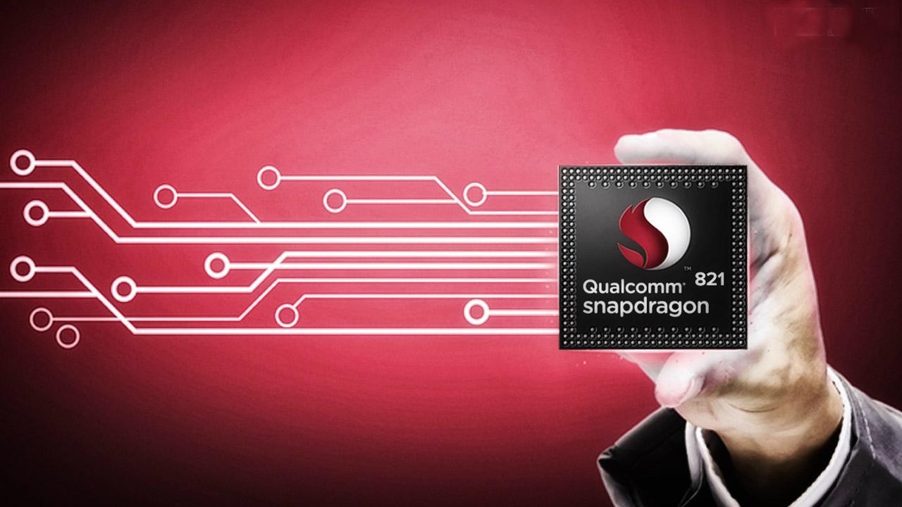 Snapdragon 821 ofrece mayor potencia en CPU y GPU