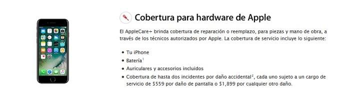 reparar pantalla precio iphone 7