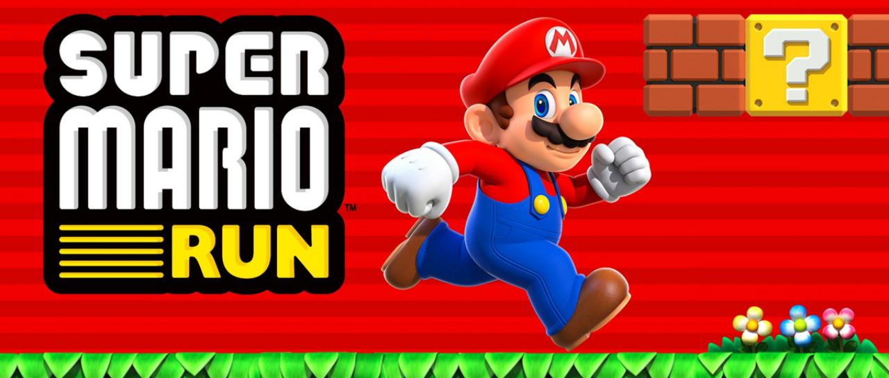 Super Mario Run estará disponible para iPad y iPhone