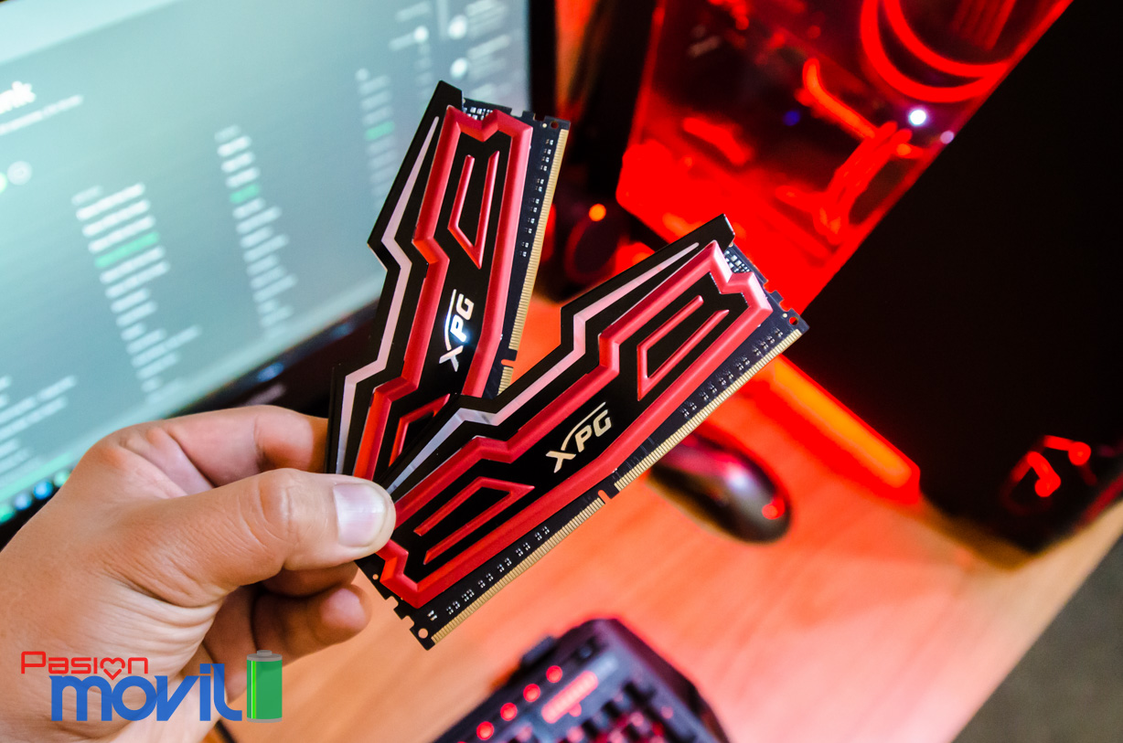 ADATA XPG Dazzle LED DDR4 disponibles desde $1,600 pesos