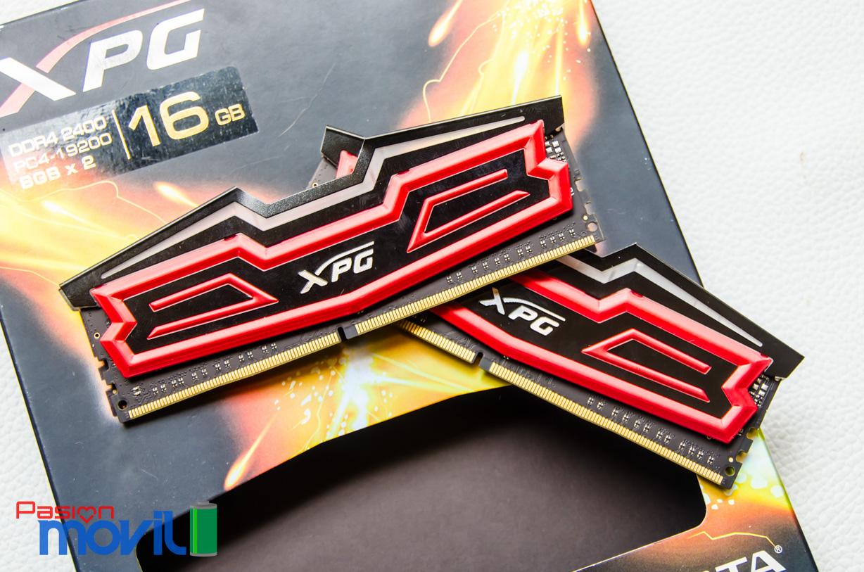 XPG Dazzle DDR4 combinan diseño y especificaciones