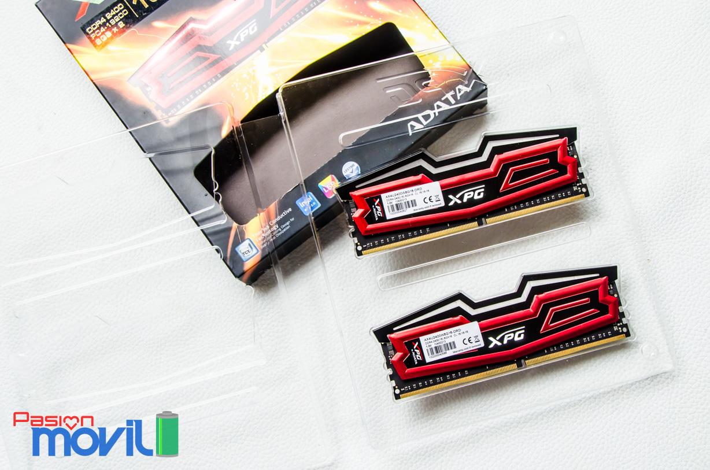 Te recomendamos tomar en cuenta estas memorias RAM de ADATA