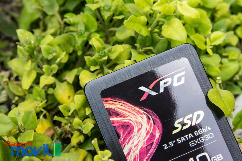 XPG SX930 llama la atención desde el principio
