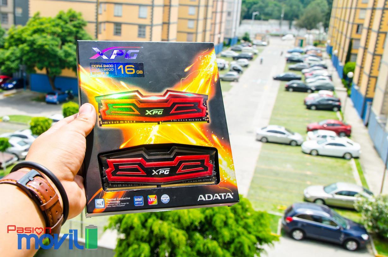ADATA XPG Dazzle LED DDR4 dan justo en el clavo reuniendo todo lo que cualquier usuario desea