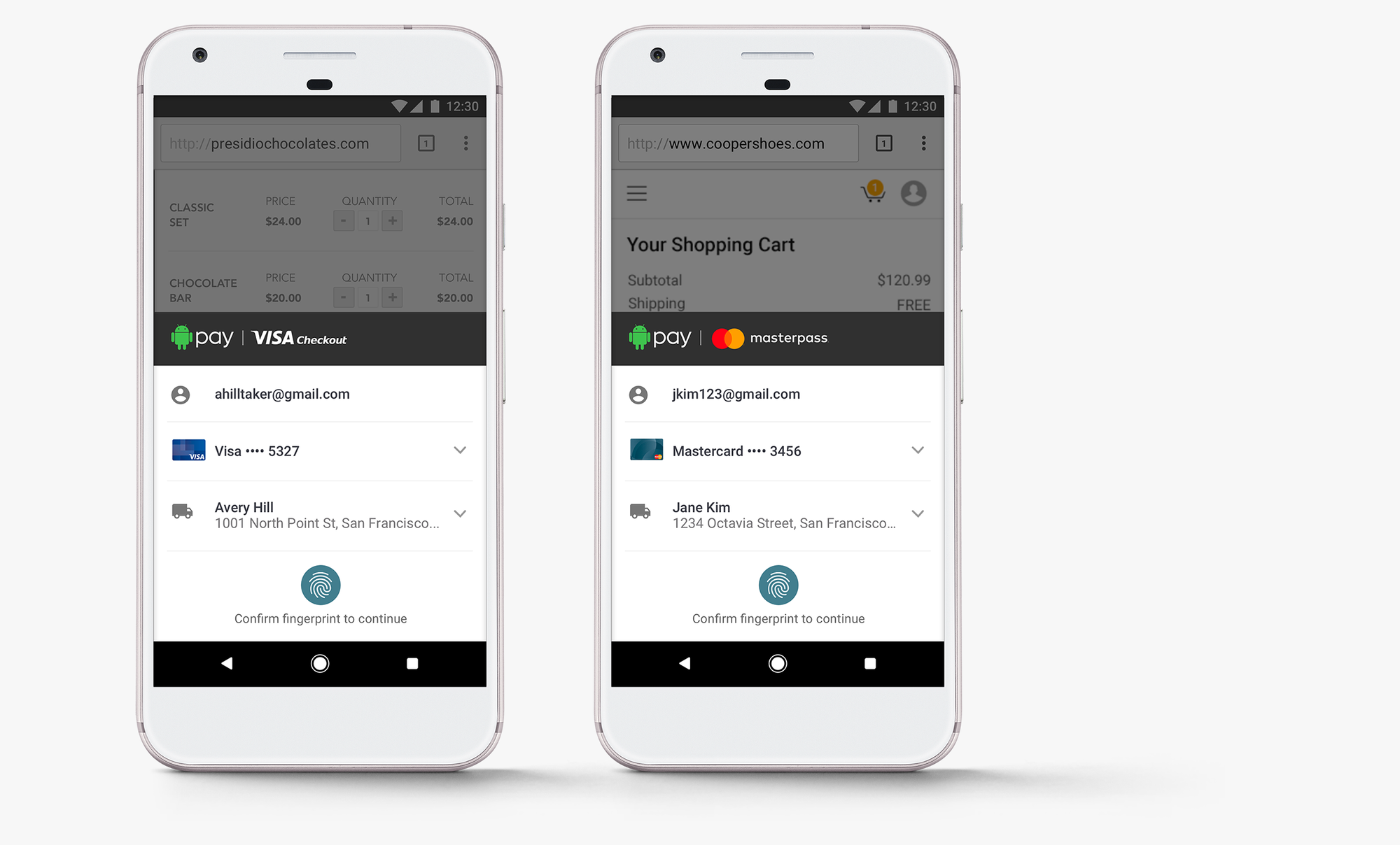 Android-Pay_VisaCheckout-Masterpass