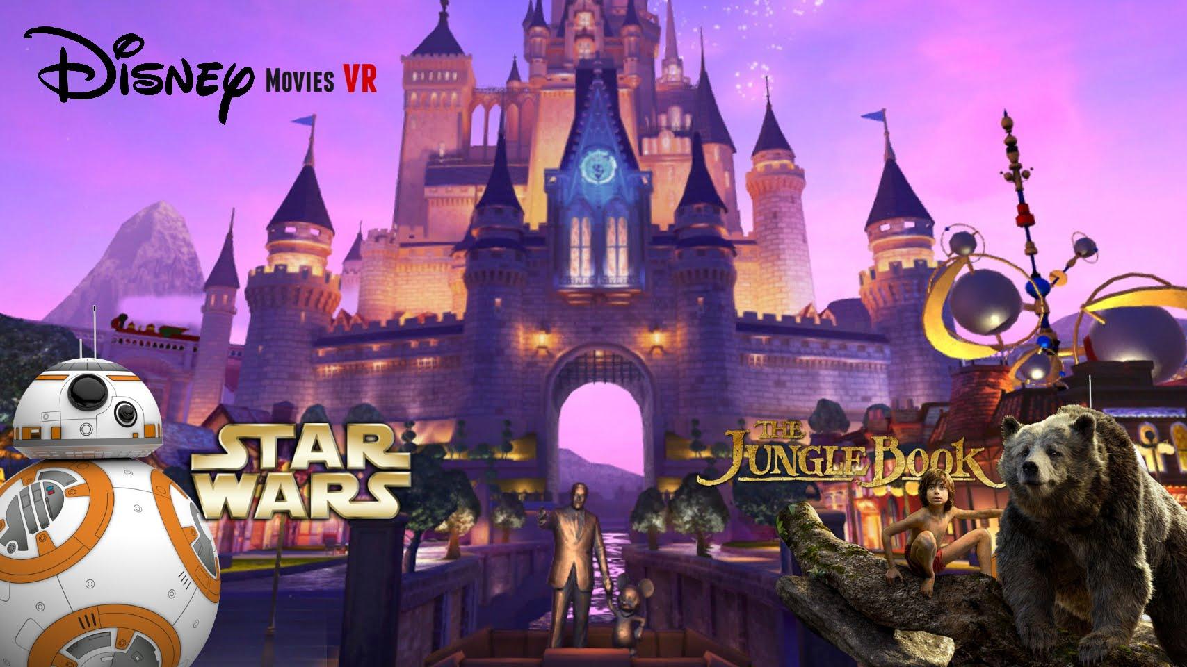Disney Movies VR revivirá a los clásicos de la compañía