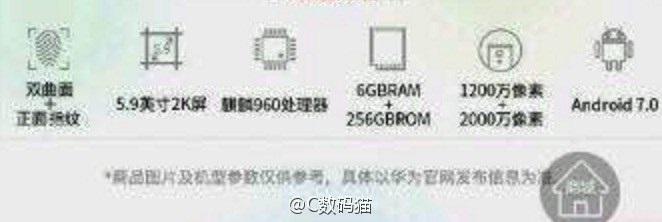 Especificaciones Huawei Mate 9 Premium