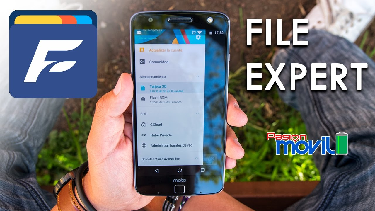 Si buscas un explorador de archivos considera a File Expert