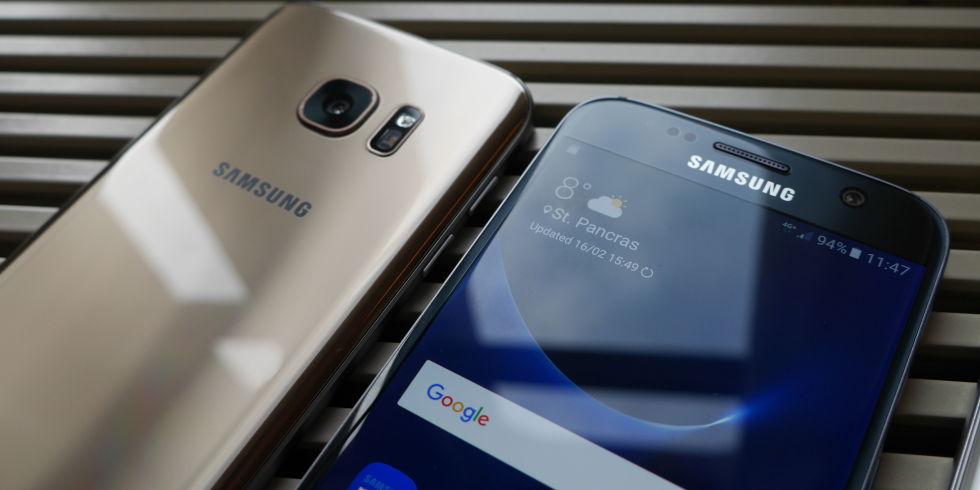 Galaxy S8 sería presentado en febrero