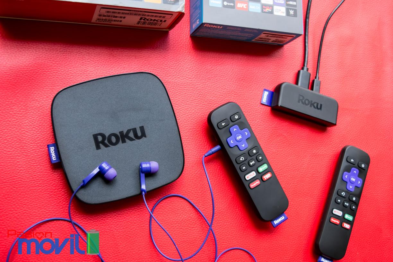 Marca Roku TV en México