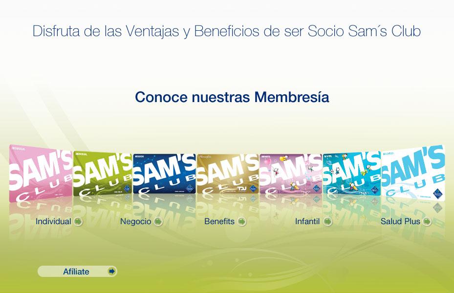 Membresía-Sams-Club