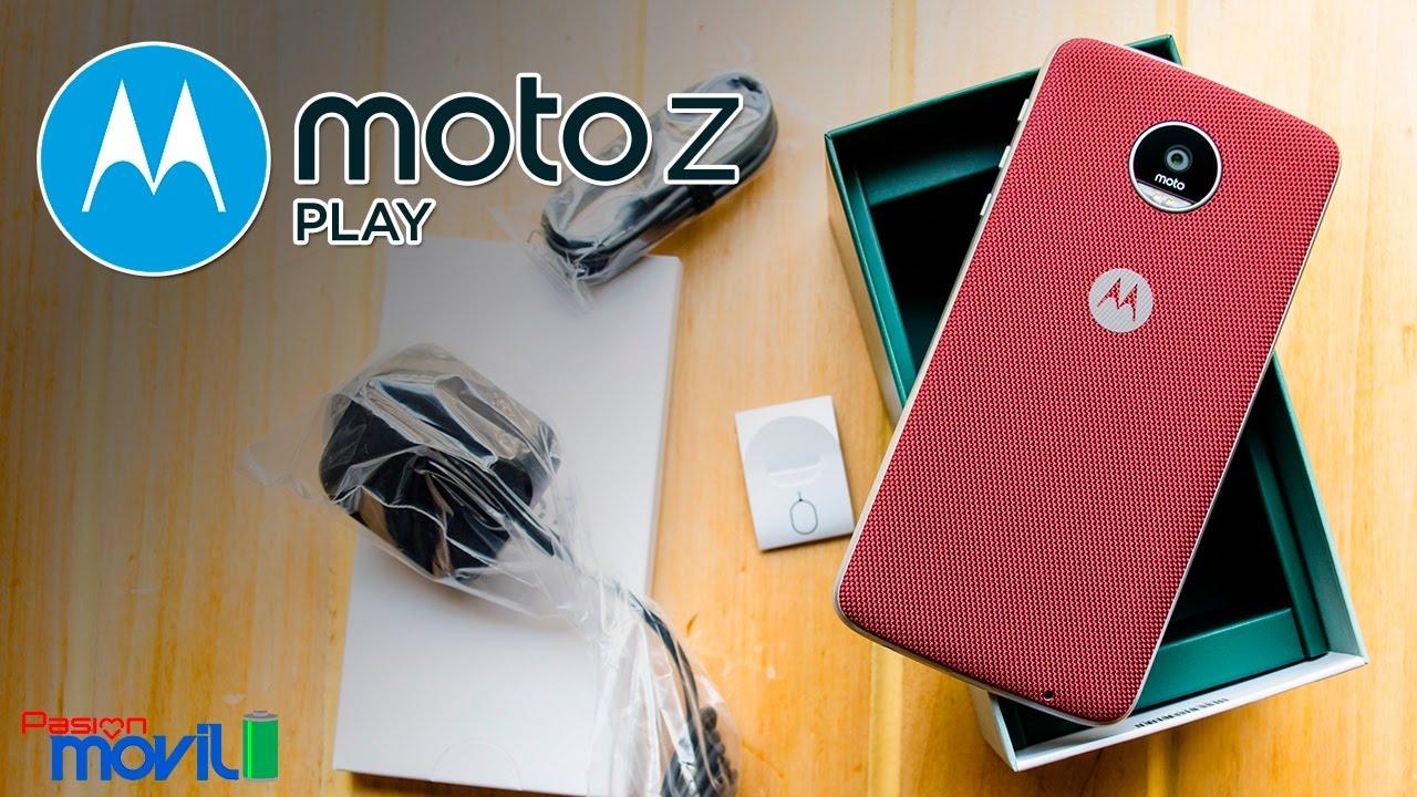 Moto Z Play viene a conquistar la gama media premium
