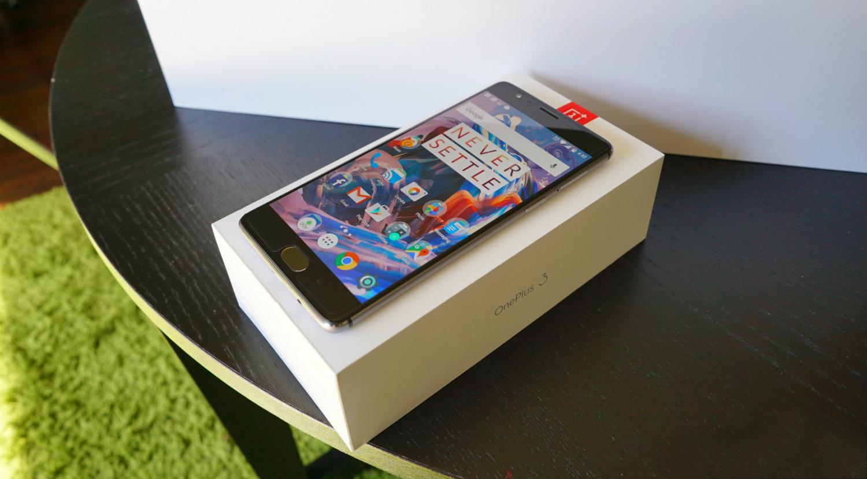 OnePlus 3 seguirá a la venta