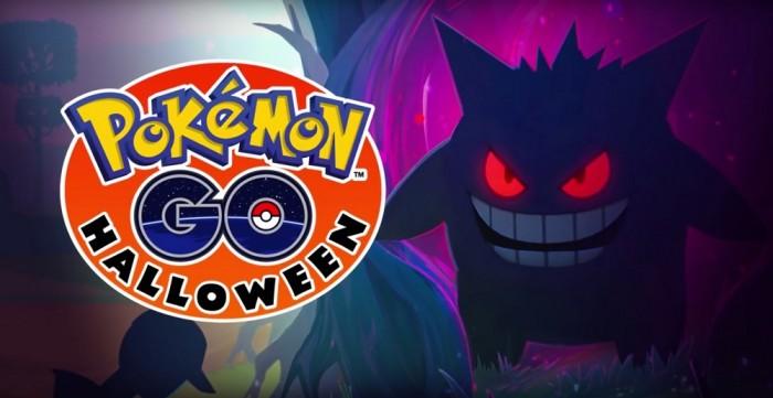 Pokémon Go evento Halloween