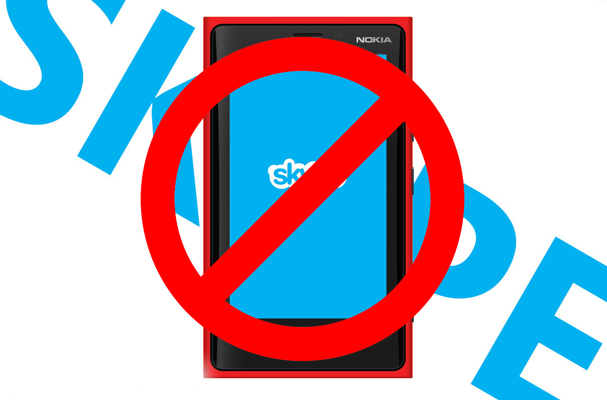 Skype dice adiós a Windows Phone