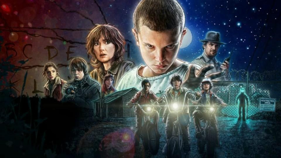 Stranger Things ha sido clave para el éxito de Netflix en 2016