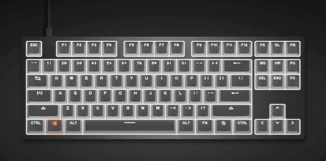 YueMi Mechanical Keyboard xiaomi 2