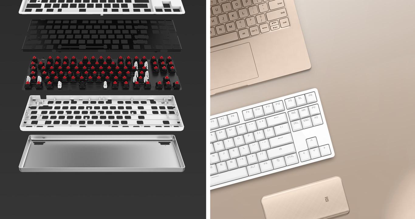 YueMi Mechanical Keyboard xiaomi 3