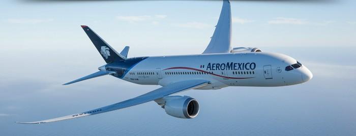 aeromexico avion