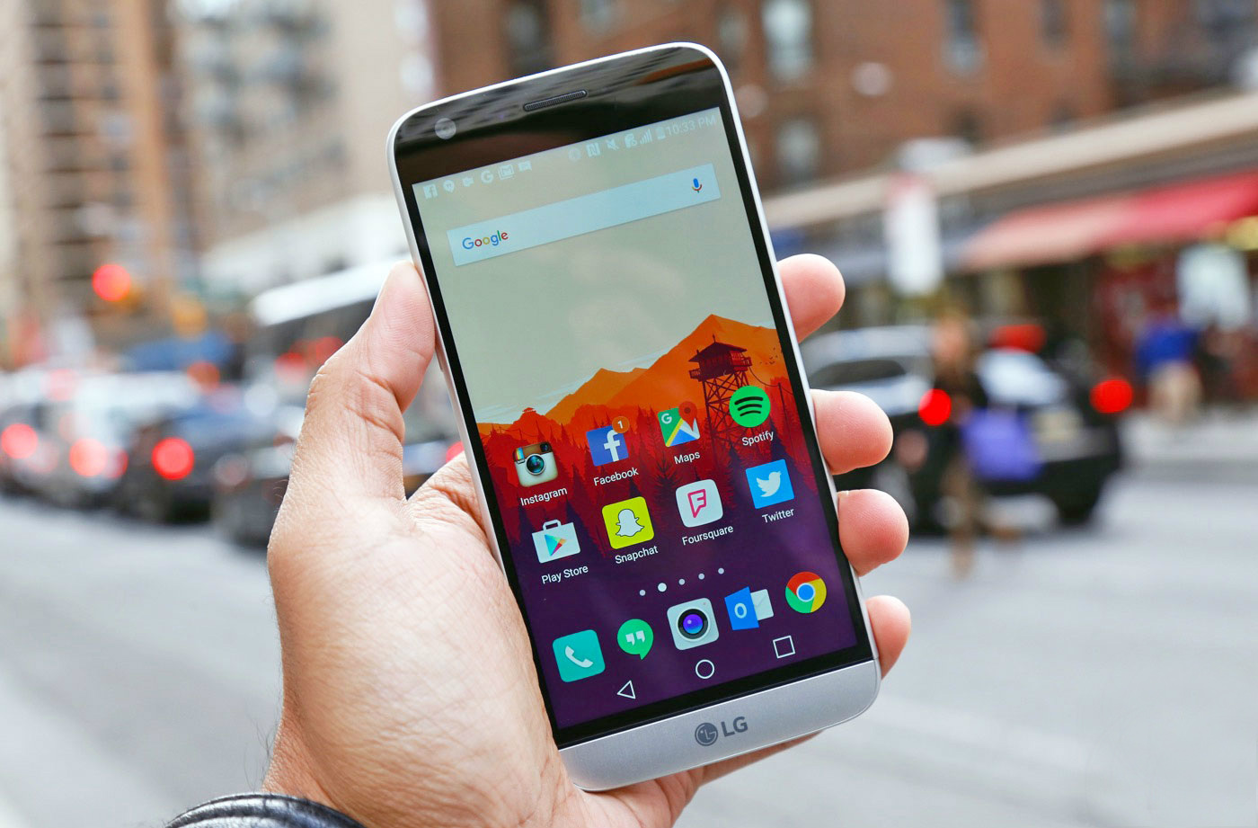 LG G5 pronto gozará de nuevo software