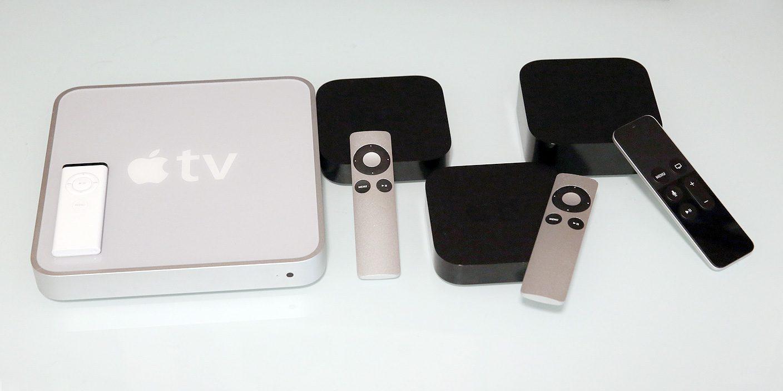 Apple dice adiós al Apple TV (3ra generación)