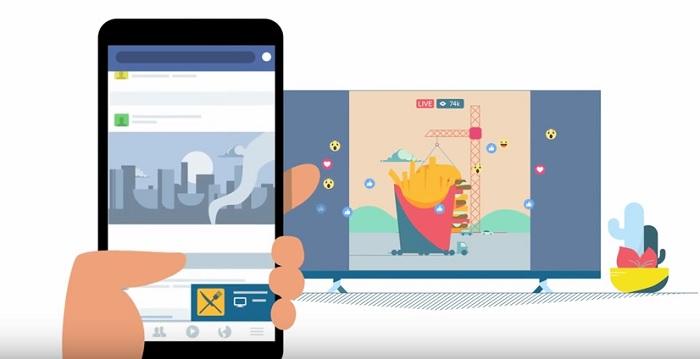 facebook now apple tv chromecast