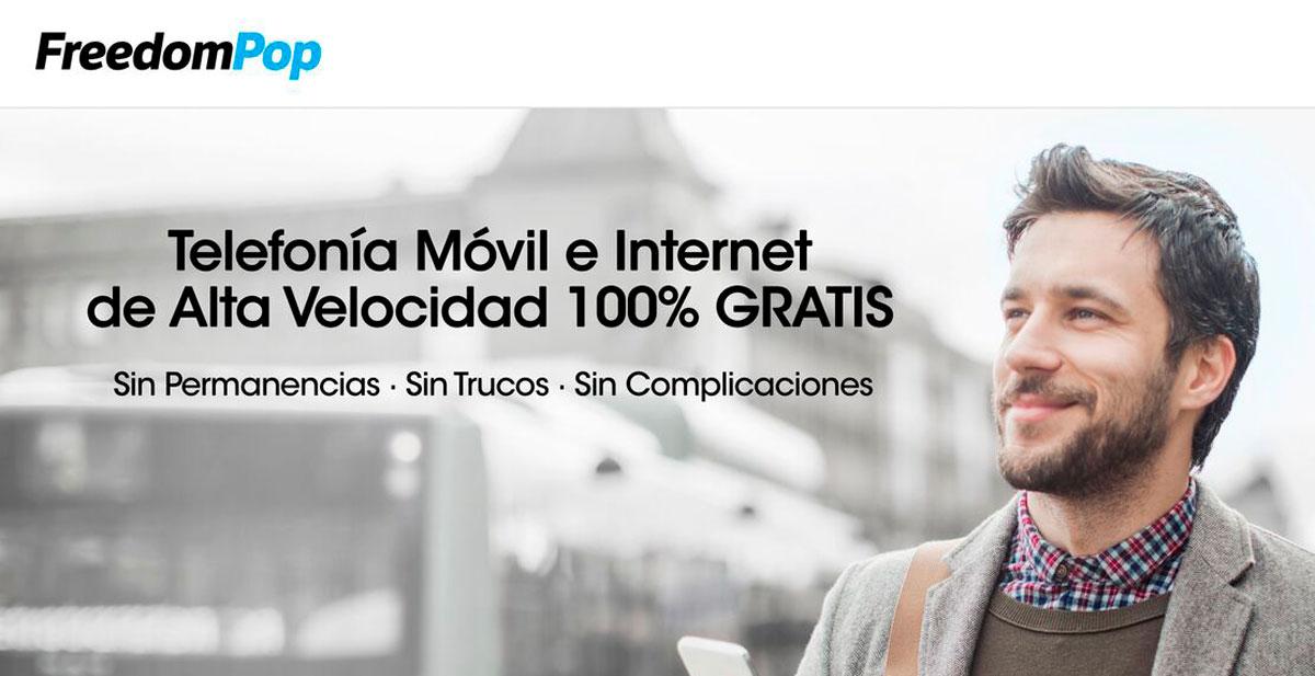 FreedomPop llega para conquistar el mercado mexicano