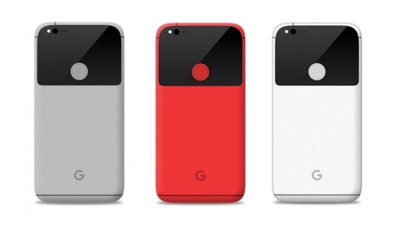 google pixel diseio posterior