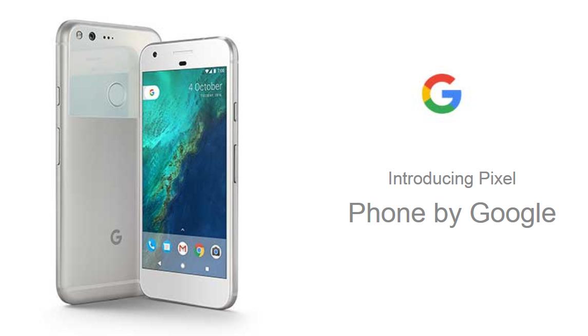 Así lucirá el nuevo teléfono de Google