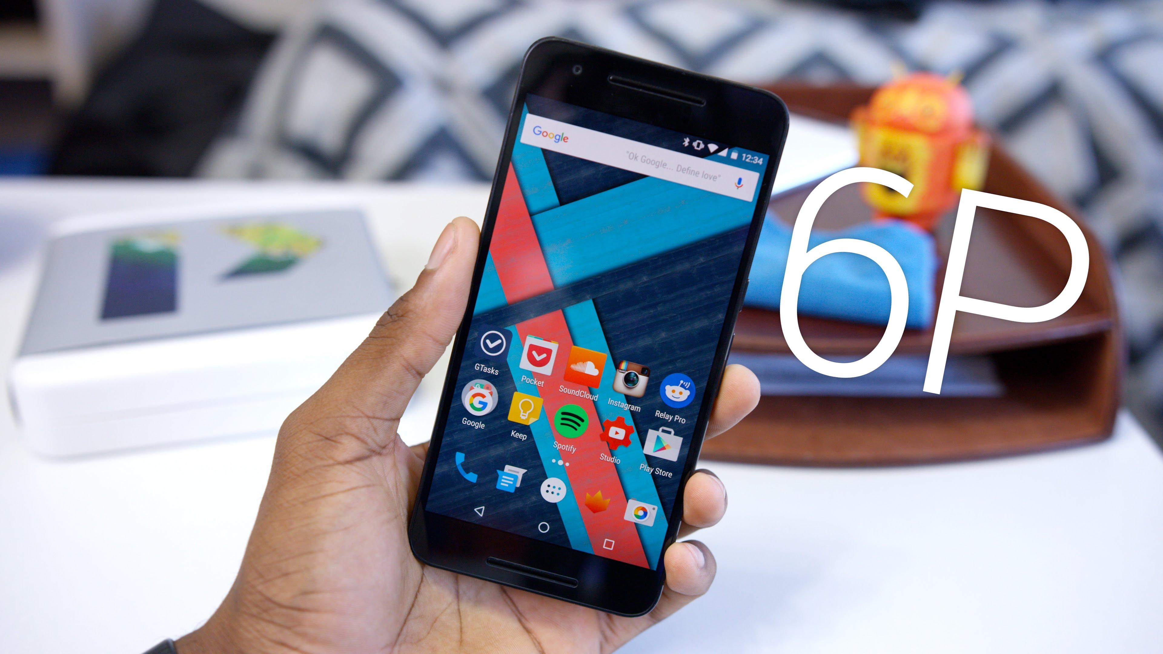 Nexus 6P tiene más problemas que soluciones