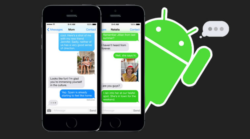 Android quizás tenga iMessage para 2017