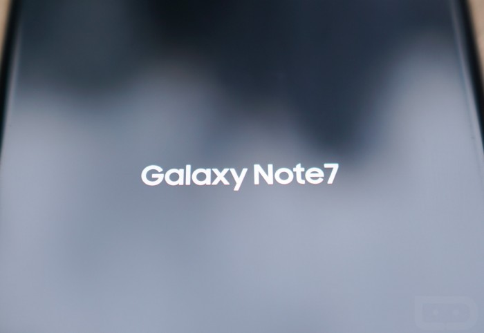 logo galaxy note7