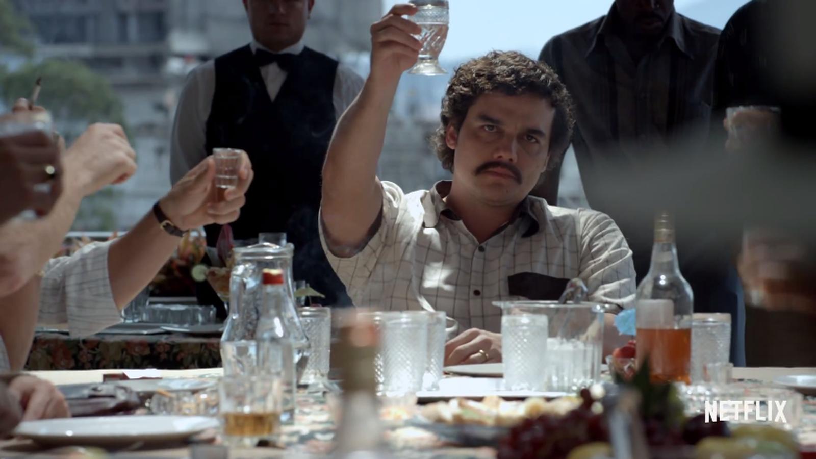 Pablo Escobar también es clave