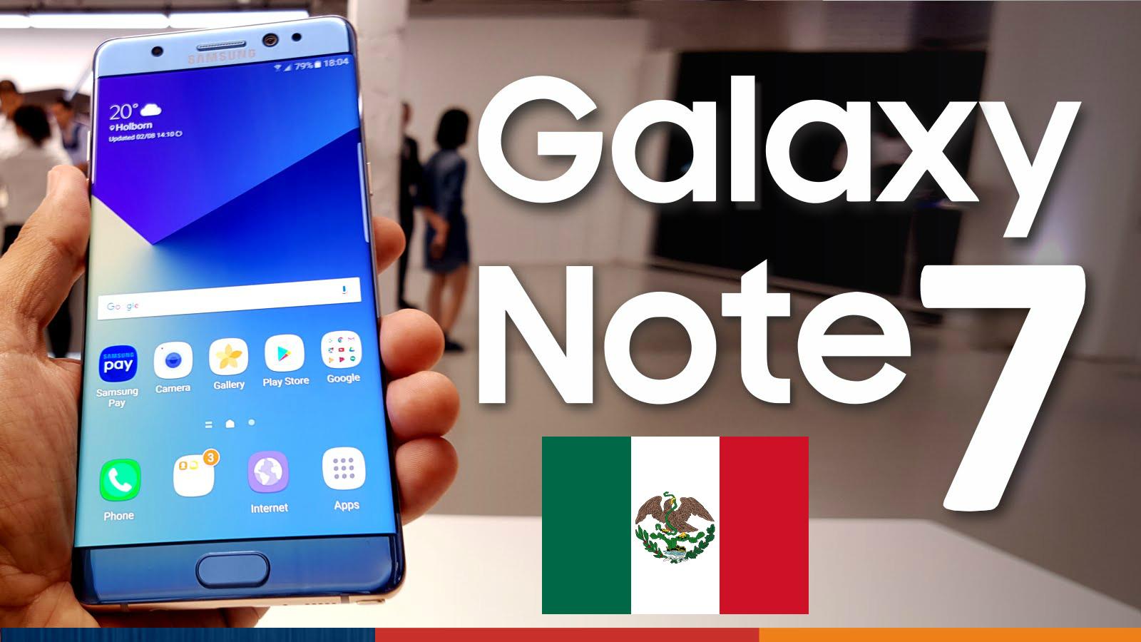 El primer flagship de Samsung en llegar rápido a México dijo adiós muy pronto