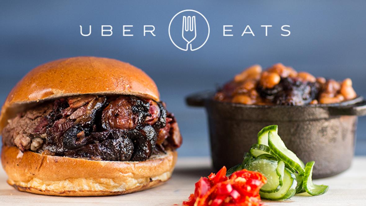 Uber EATS ya está aquí