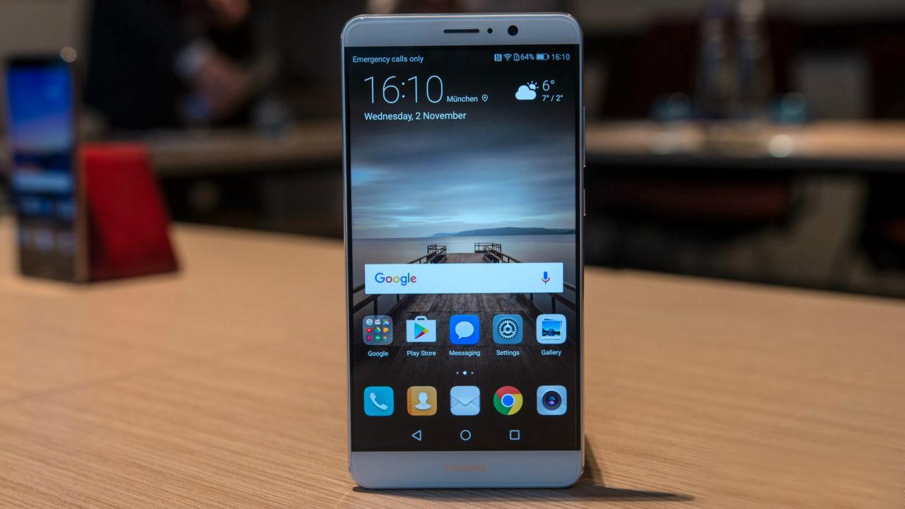 Huawei Mate 9 quiere sorprender para comenzar esta etapa de superación