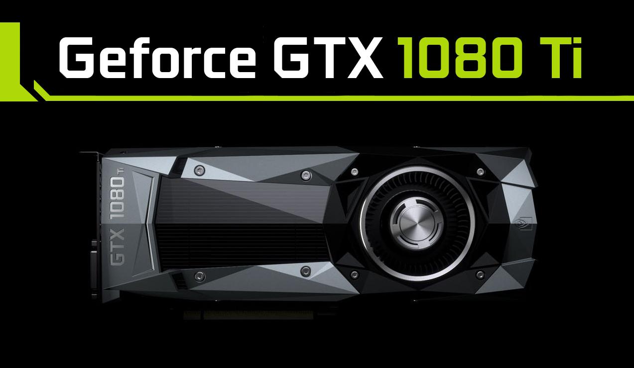 NVIDIA GTX 1080 Ti llegaría pronto