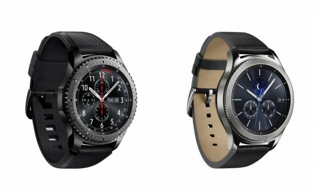 Samsung Gear S3 frontier y classic